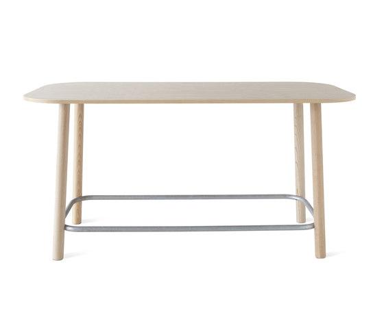 Hoop table by Balzar Beskow | Standing tables