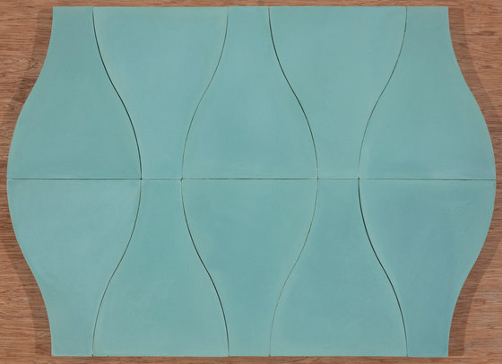 Funnel - Aqua by Granada Tile | Ceramic tiles