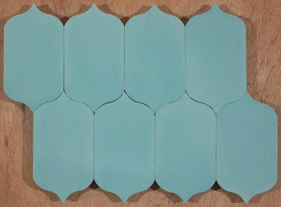 Lantern - Aqua by Granada Tile | Ceramic tiles