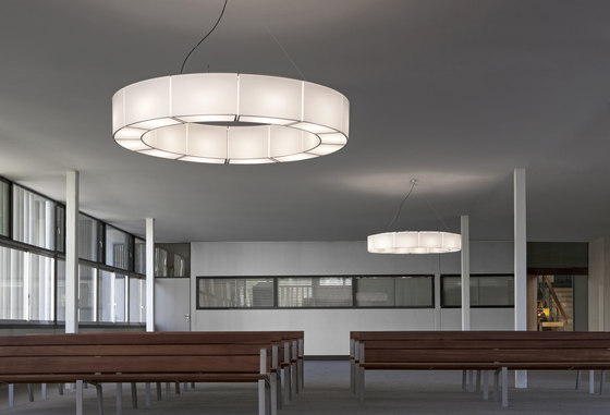 Sexta 12   Pendant Lamp by Santa & Cole   Suspended lights