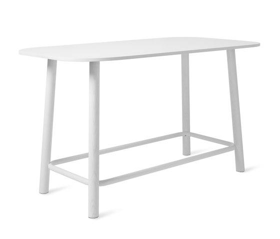 Hoop table di Balzar Beskow | Tavoli alti