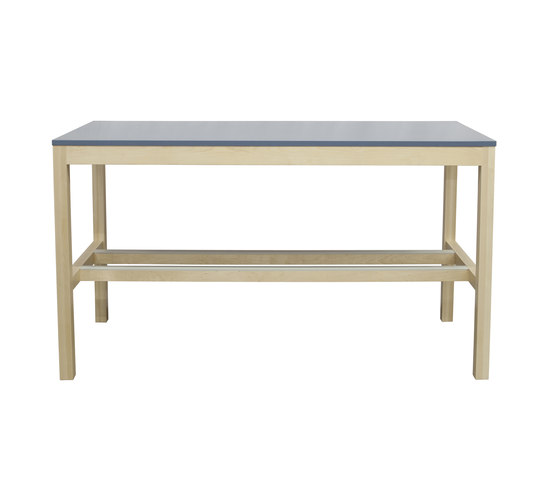 Line high by Balzar Beskow | Standing tables