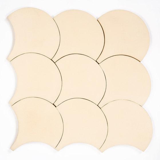 Shell - Cream by Granada Tile | Ceramic tiles