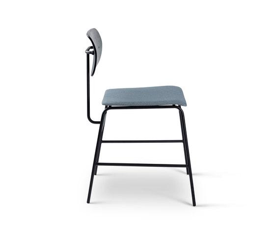 Sincera Chair black cover 031 by Bent Hansen | Restaurant chairs