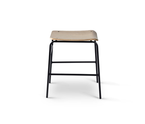 Sincera Stool oak by Bent Hansen | Stools