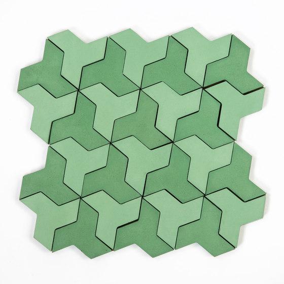 Discus - SagePine di Granada Tile | Piastrelle cemento
