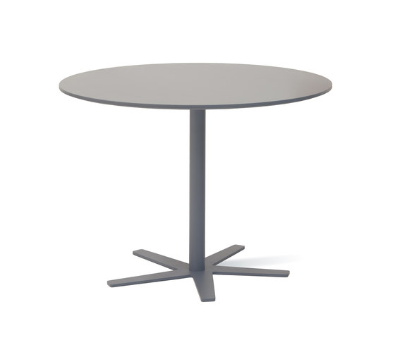 B-54 round by Balzar Beskow | Contract tables