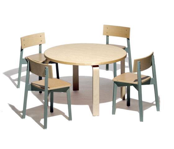 B-237 round by Balzar Beskow | Kids tables