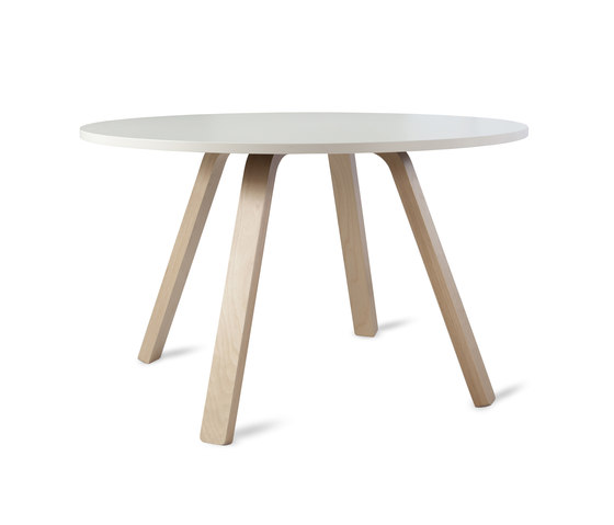 Bent R4 by Balzar Beskow | Contract tables