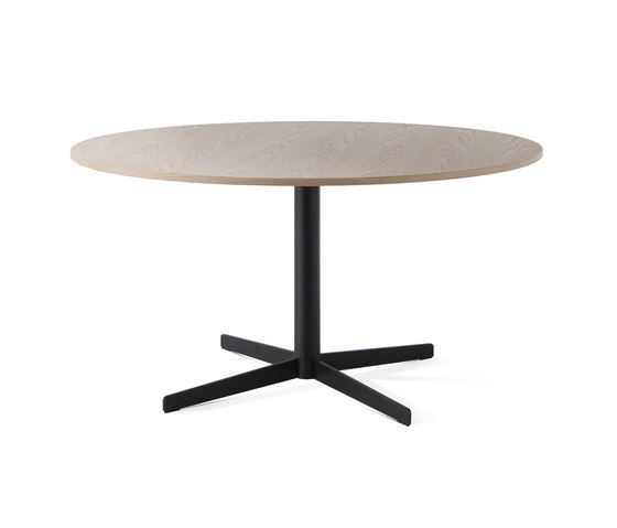 Unite XL4 round by Balzar Beskow | Contract tables