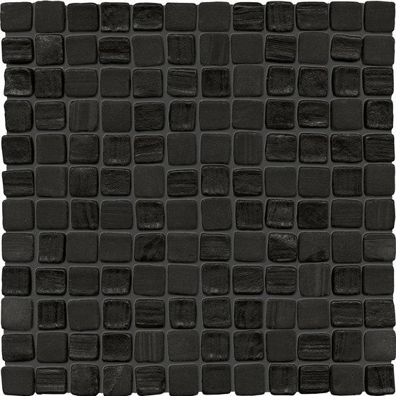 L'H Nero Ciotoli di EMILGROUP | Mosaici ceramica