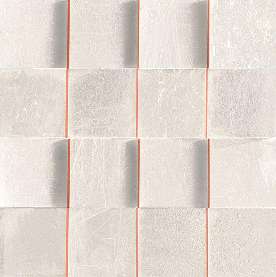 L'H Bianco Quadri de EMILGROUP | Mosaicos de cerámica