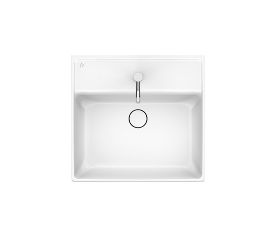Junit | Ceramic washbasin incl. vanity unit de burgbad | Armarios lavabo