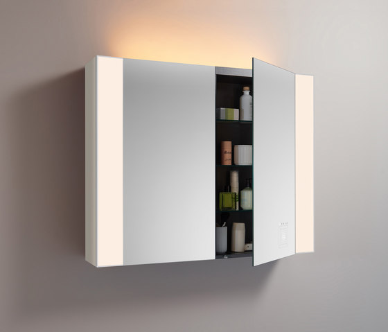 Mirror Cabinet RL40 by burgbad | Mirror cabinets