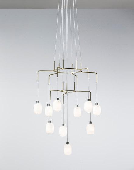 Chan AR6-AR3-R1 de Prandina | Lámparas de suspensión
