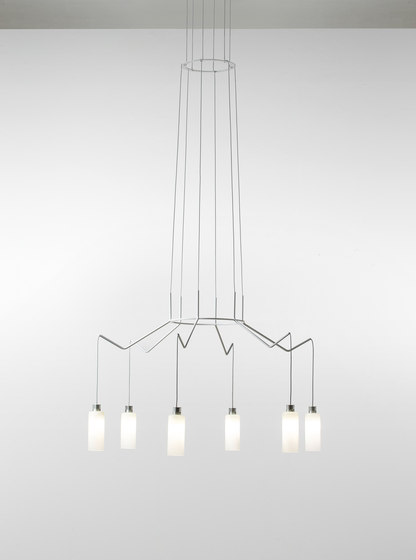 Chan BR6 di Prandina | Suspended lights