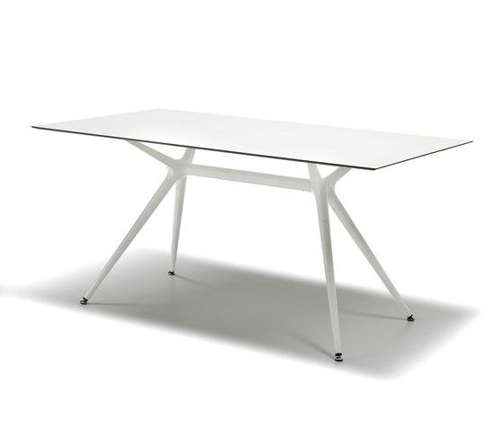 Metropolis L 160x90 de Scab Design | Tables de repas