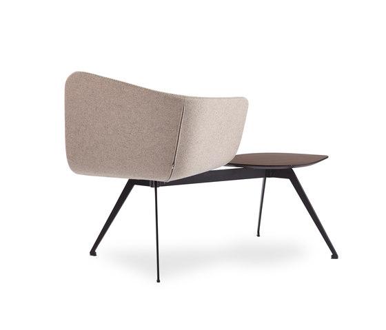 Domino de B&T Design | Sillones