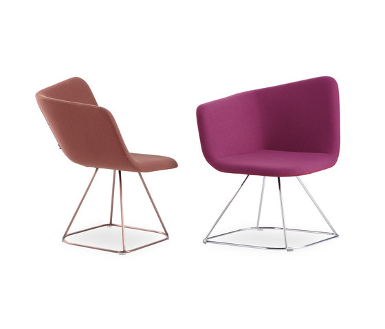 Domino by B&T Design | Armchairs