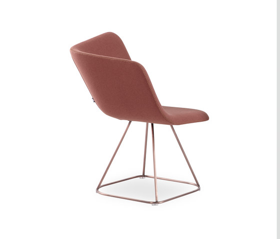 Domino by B&T Design | Lounge chairs