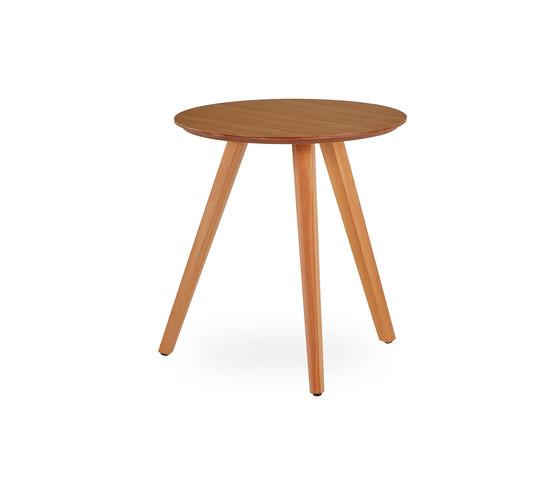 Woodplate von B&T Design | Side tables