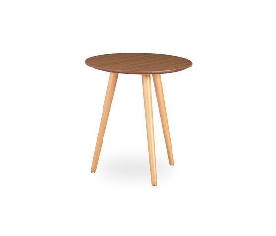 Woodplate von B&T Design | Beistelltische