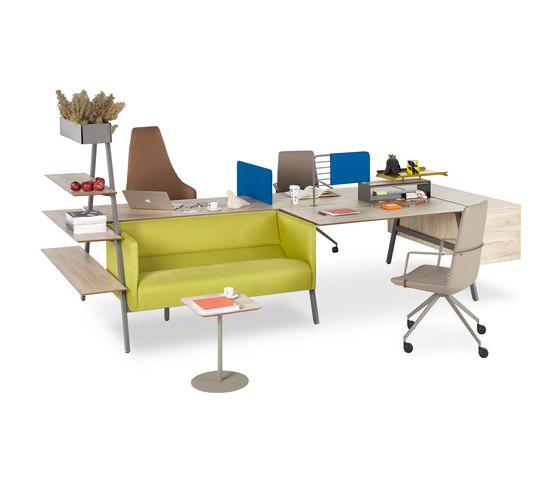 A-Masa de B&T Design | Sistemas de mesas