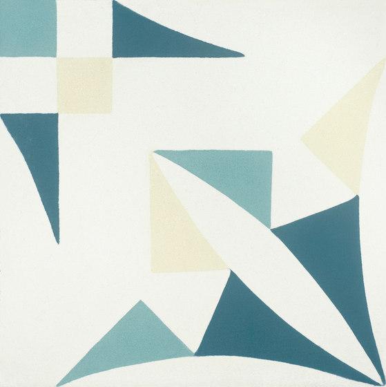 Kaleidoscope 705 F by Granada Tile | Concrete tiles