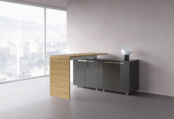 Lane stand counter di RENZ | Tavoli alti