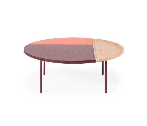 Treet lounge table von Mitab | Couchtische