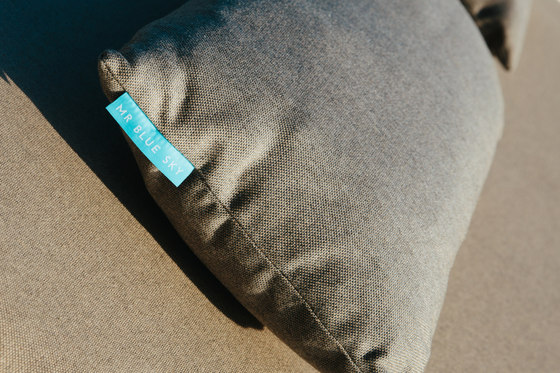 Elise   deco cushion by Mr Blue Sky   Cushions