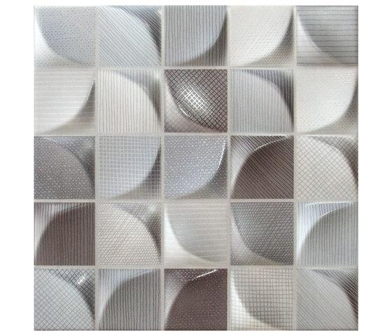 3D | Tissu Dark by Dune Cerámica | Ceramic tiles