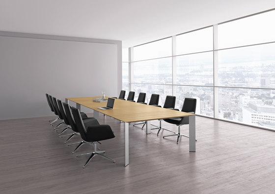 Paper meeting table de RENZ | Escritorios