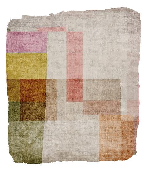 P90 Nayer Spring Edit Raw Ice Cut by Henzel Studio | Rugs / Designer rugs