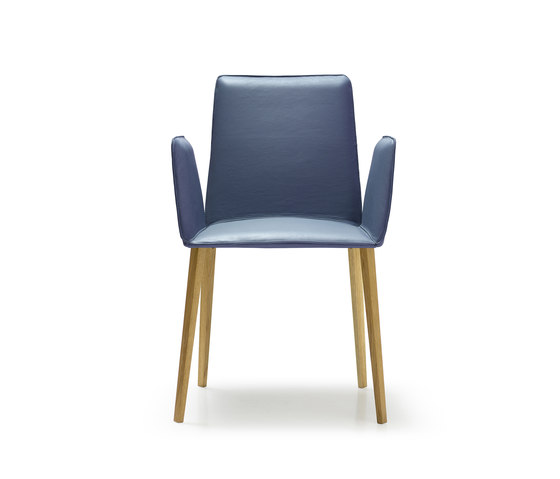Minimax by Quinti Sedute | Visitors chairs / Side chairs