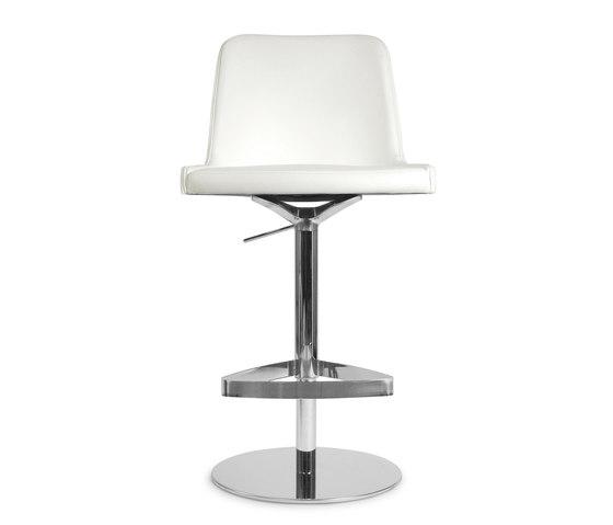 Marlene barstool 100 gas by Riccardo Rivoli Design | Bar stools