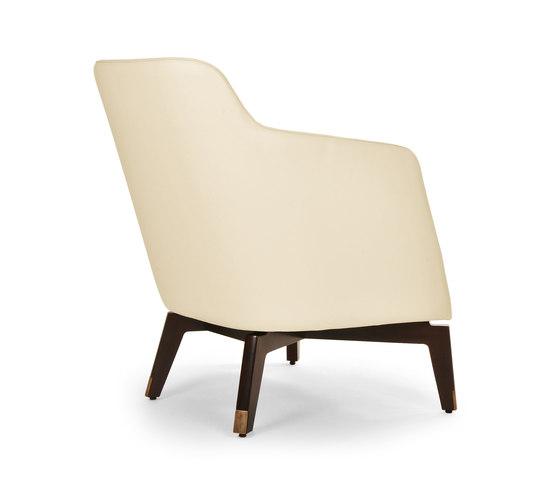 Marlene lounge de Riccardo Rivoli Design | Fauteuils