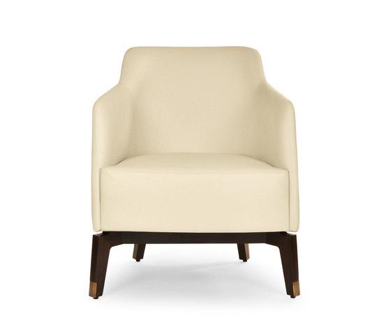 Marlene lounge de Riccardo Rivoli Design | Fauteuils d'attente