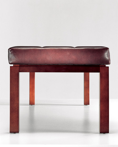Cambridge | Wood Bench by Cumberland Furniture | Waiting area benches