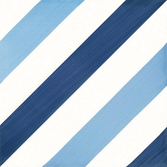 Blu Ponti – Tipo 03 by La Riggiola | Floor tiles