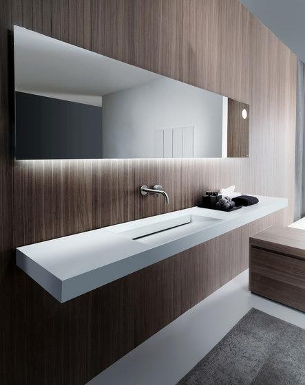 Arc Wash basins by Falper | Wash basins