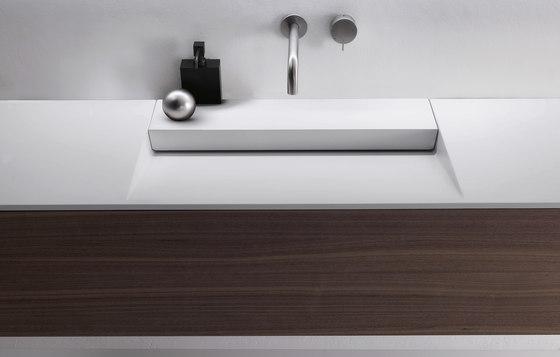 Pure Vanity units by Falper | Vanity units