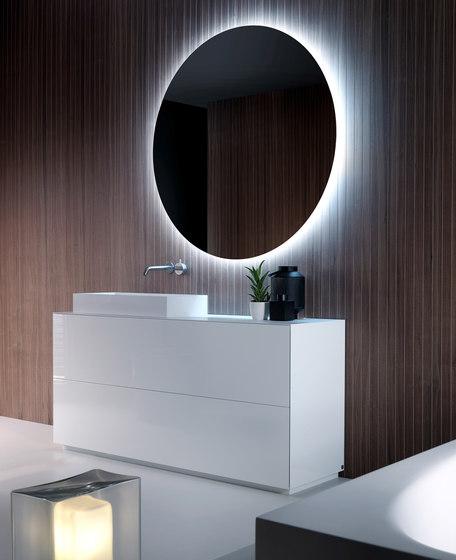 Pure Vanity units by Falper   Vanity units