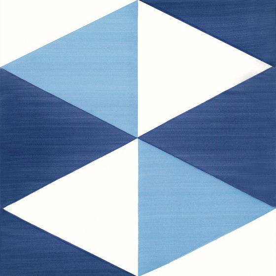 Blu Ponti – Tipo 07 by La Riggiola | Floor tiles