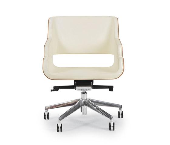 Rose uno + uno office de Riccardo Rivoli Design | Sillas