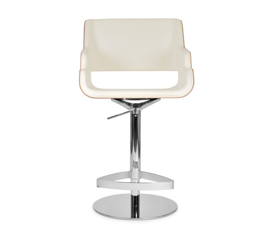 Rose barstool 100 gas by Riccardo Rivoli Design | Bar stools