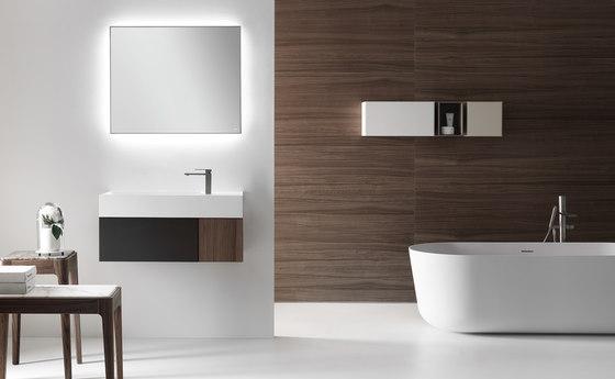 Quattro.Zero Vanity units by Falper   Vanity units