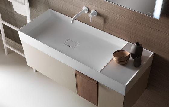 Quattro.Zero Mobili lavabo di Falper | Mobili lavabo
