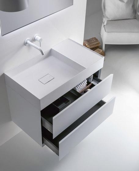 Quattro.Zero Armarios lavabo de Falper   Armarios lavabo