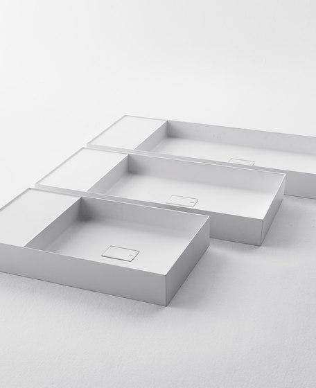 Quattro.Zero Wash basins by Falper | Wash basins